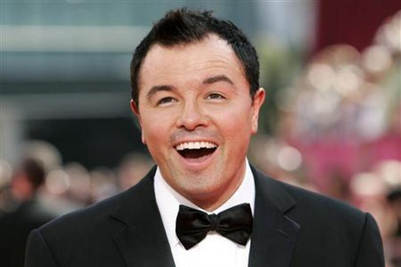 Seth Macfarlane Splits From Game Of Thrones Girlfriend Emilia