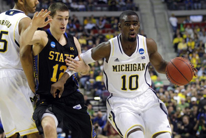 Tim Hardaway Jr. Michigan