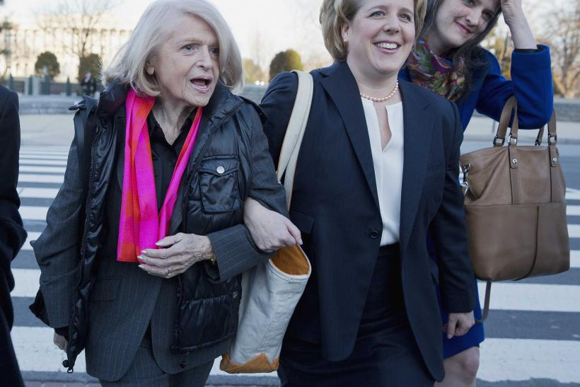 Edith Windsor, DOMA plaintiff