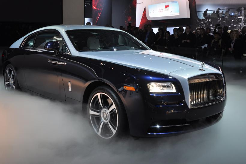 Rolls-Royce Unveil
