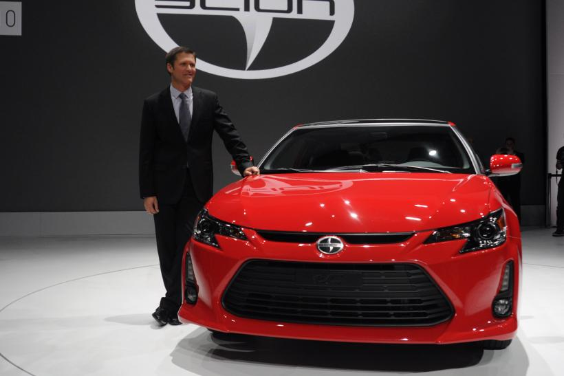 Scion Vice President Doug Murtha