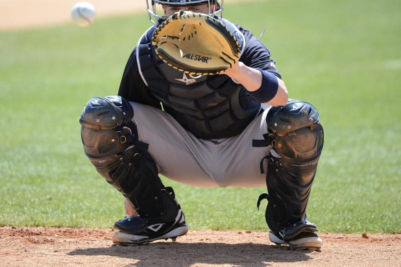 Chris Stewart, Catcher