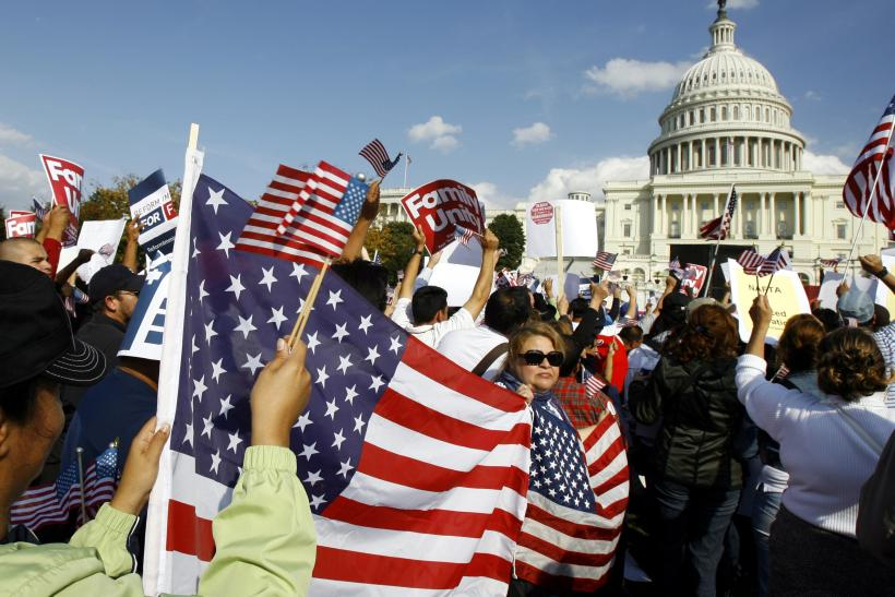 Immigration Reform Rally