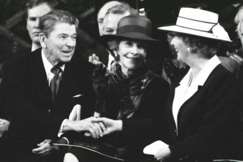 Thatcher Reagan 1988