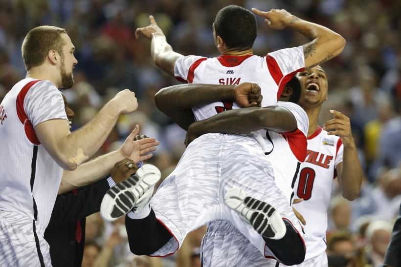 Louisville Wins 2013 NCAA Championship