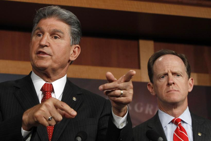 Manchin And Toomey