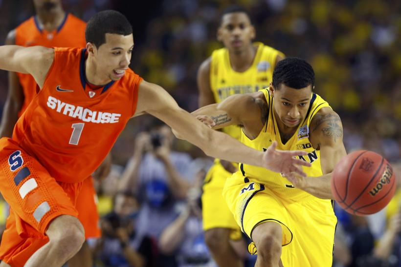 Syracuse Michael Carter-Williams, Michigan Trey Burke