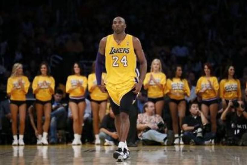 new styles 5f150 b2905 Kobe Bryant Sued: Lakers Star And Mom, Pamela, Involved In ...
