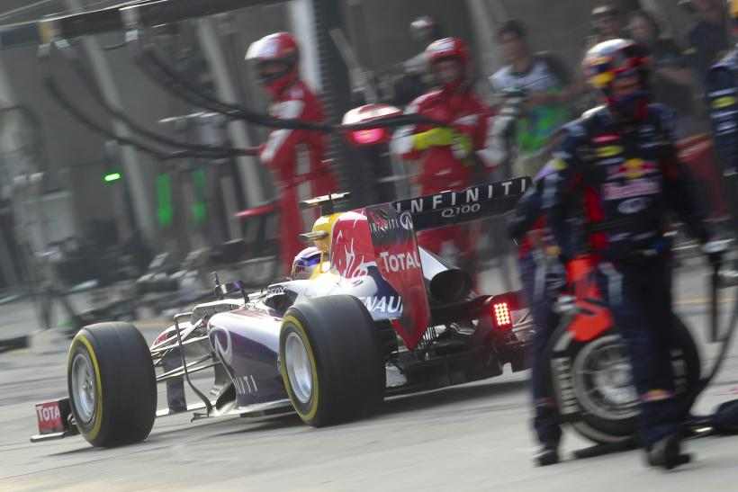 F1 race in Manama