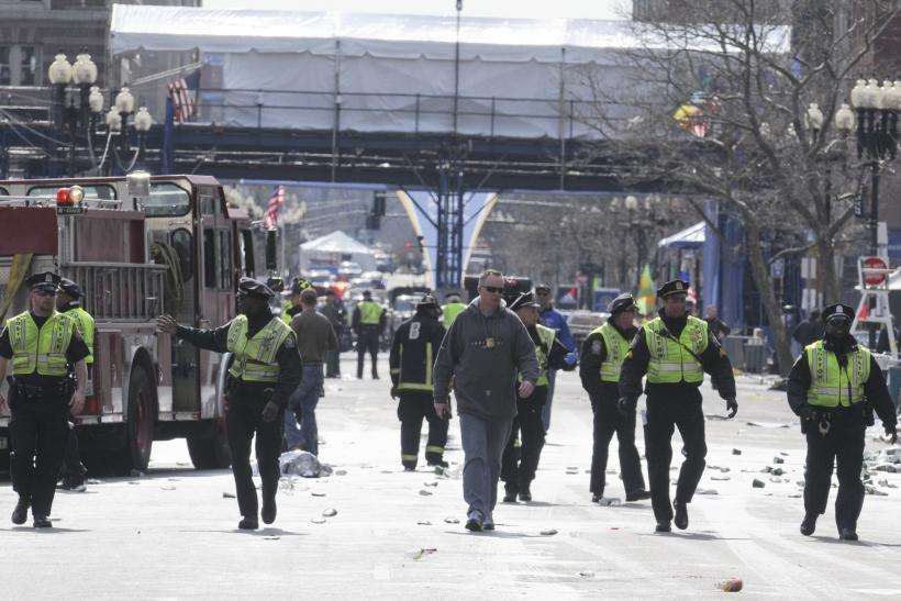 Boston Marathon Explosions