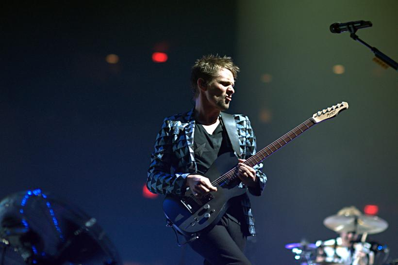 Matthew Bellamy - Muse