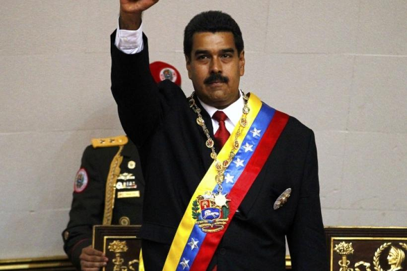 Nicolas Maduro Takes Charge As Venezuelan President; US Does Not Recognize Maduro's Win