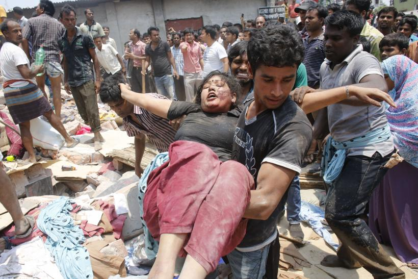 Bangladesh 24April2013