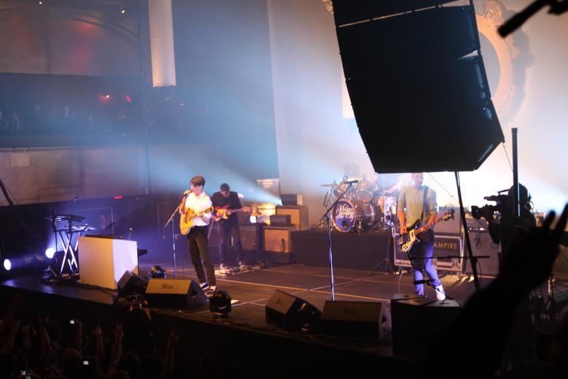 Vampire Weekend at Roseland Ballroom