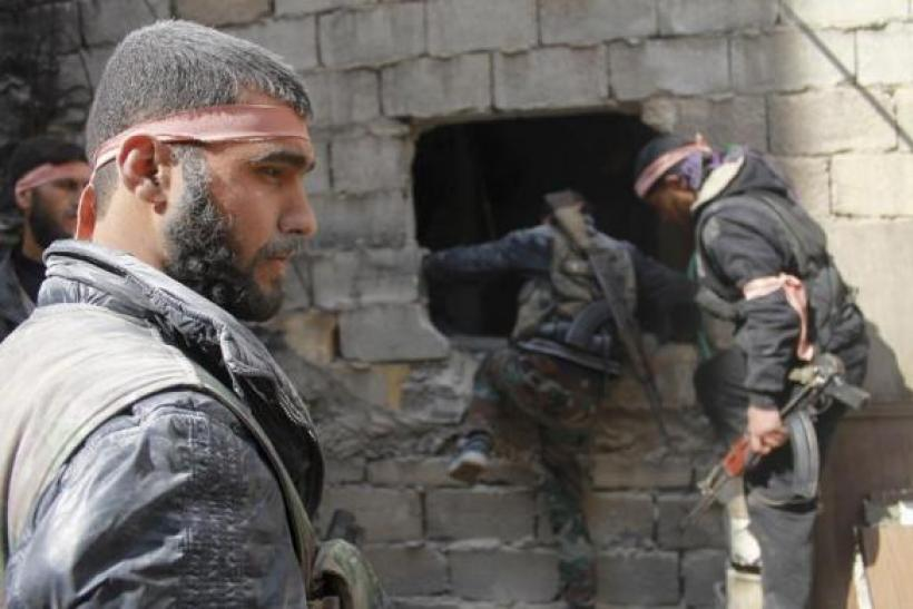 The Syrian Front