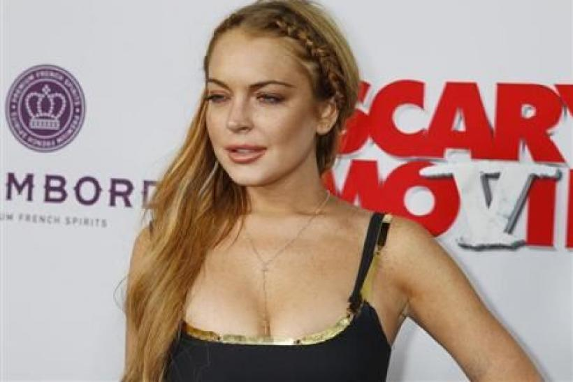Lindsay Lohan On Drugs, Rehab, Sex and Sexuality: Her Candid Interview With  Piers Morgan