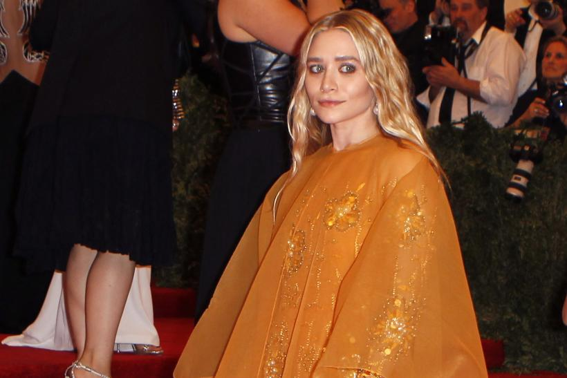 Ashley Olsen at the 2013 Met Gala