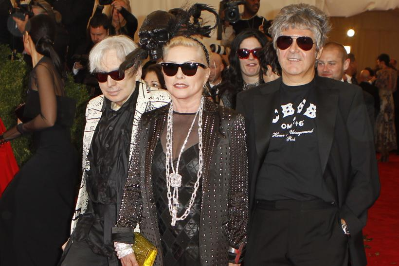 Debbie Harry at the 2013 Met Gala