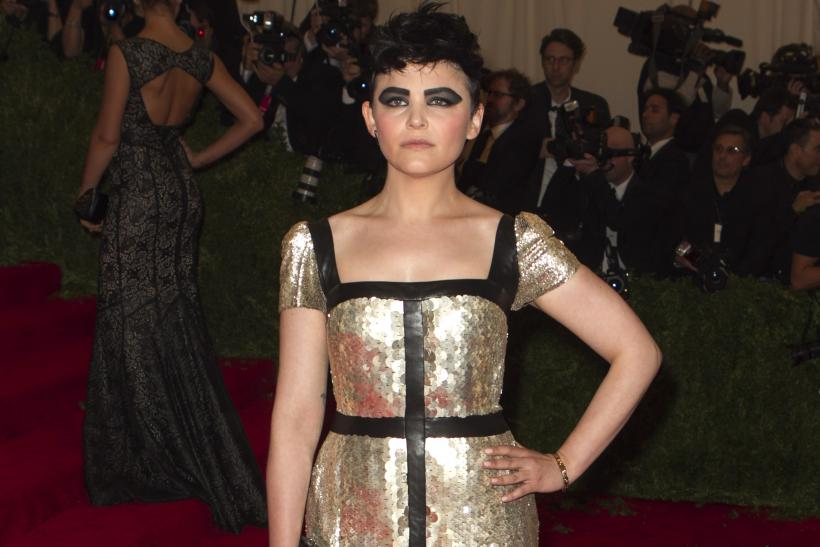 Ginnifer Goodwin at the 2013 Met Gala
