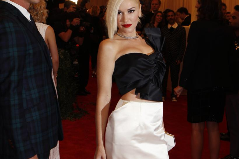 Gwen Stefani at the 2013 Met Gala