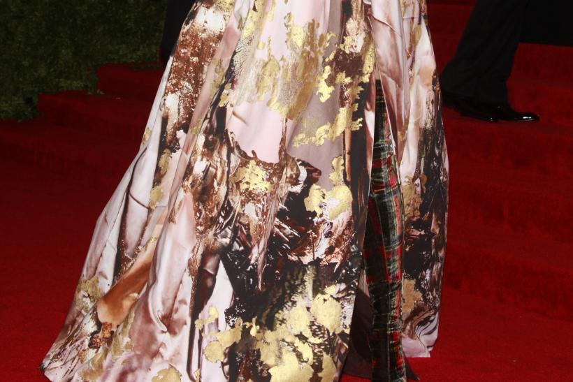 Sarah Jessica Parker at the 2013 Met Gala