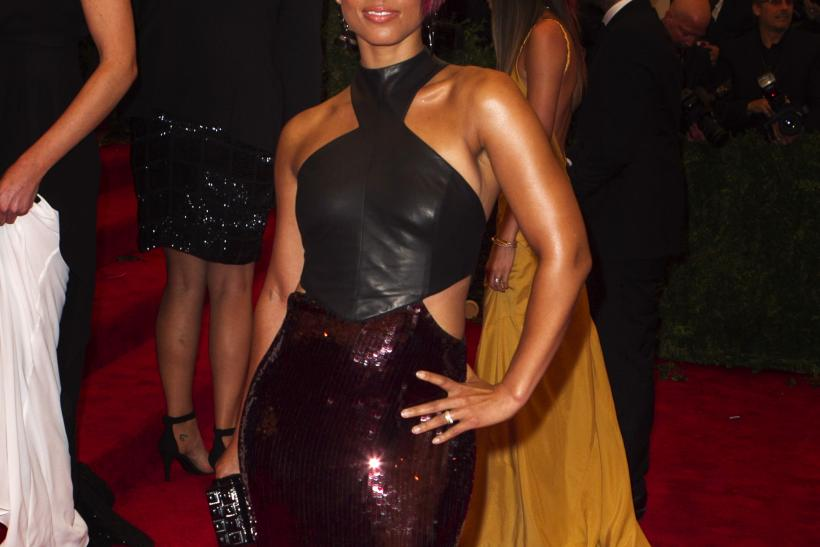 Alicia Keys at the 2013 Met Gala