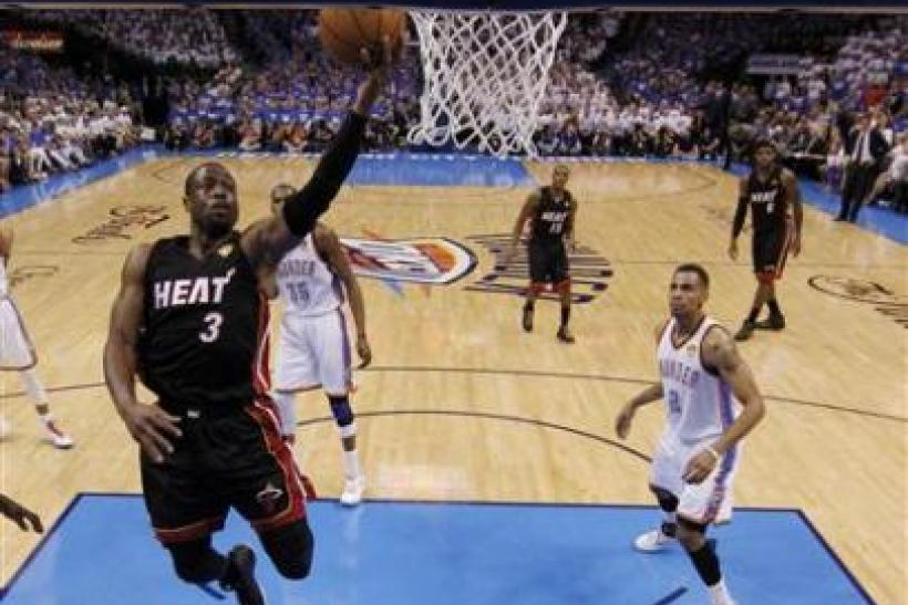 Miami Heat OKC Thunder