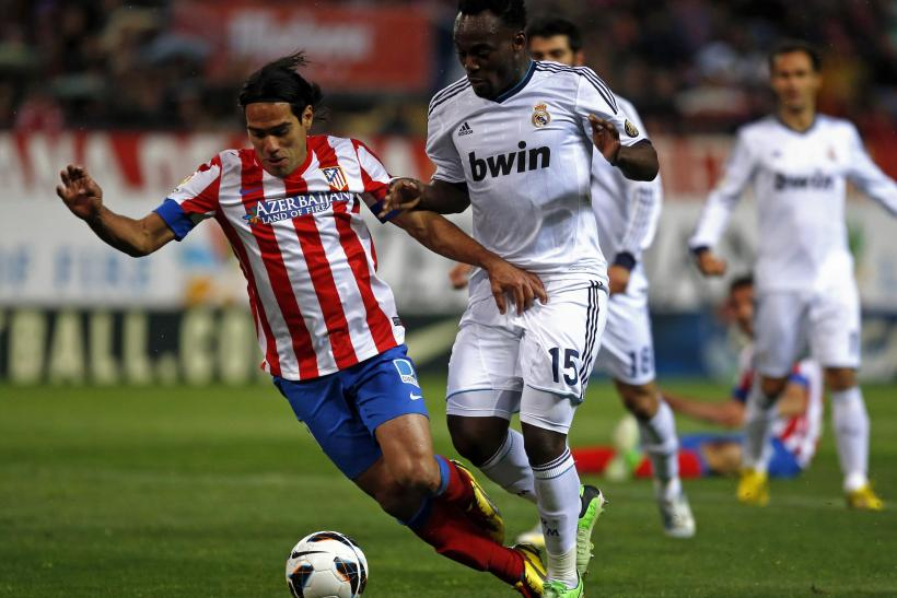 Real Madrid & Atletico Madrid