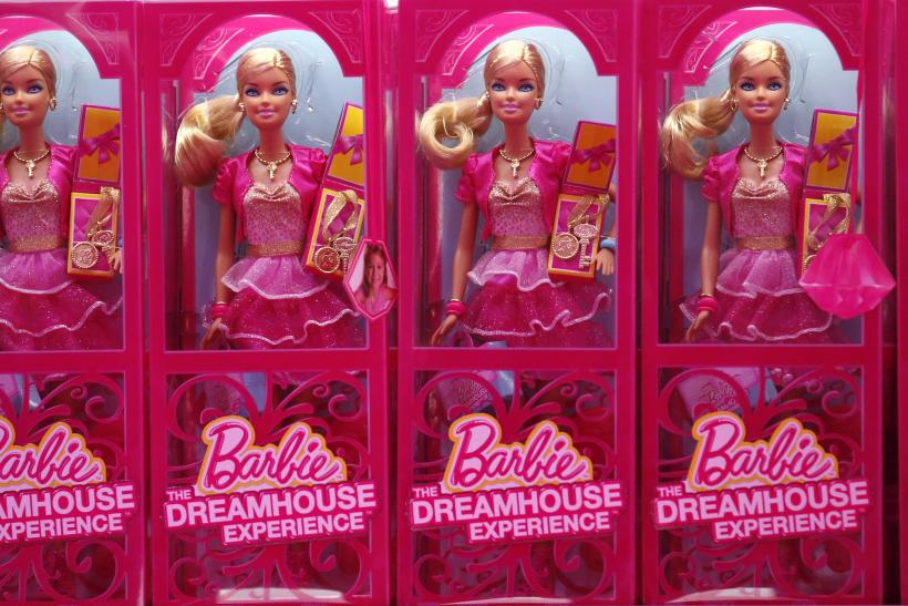Mattel Barbie dolls