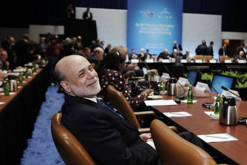 Ben S. Bernanke-April 19, 2013