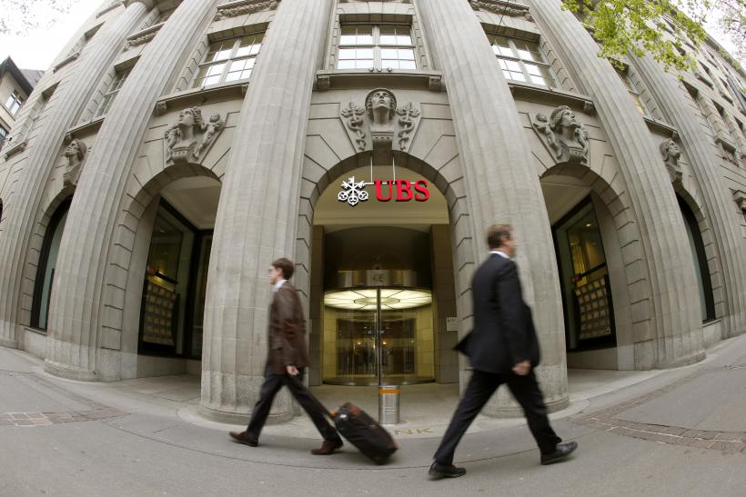 UBS Fined $885 Million In Settlement With Federal Housing
