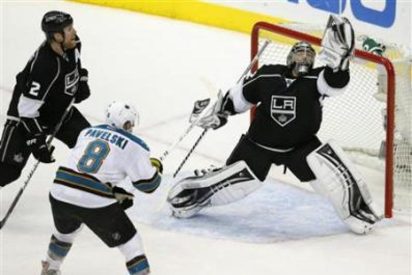 Jonathan Quick LA Kings