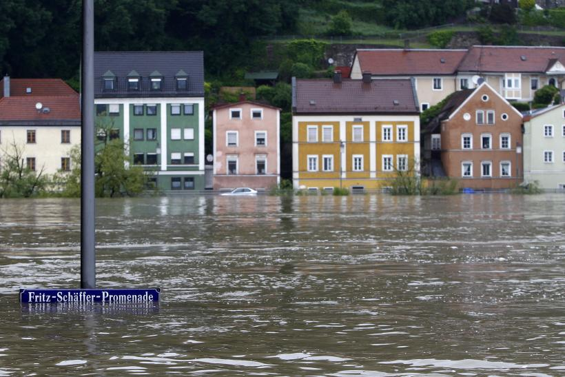 Historic European Flood