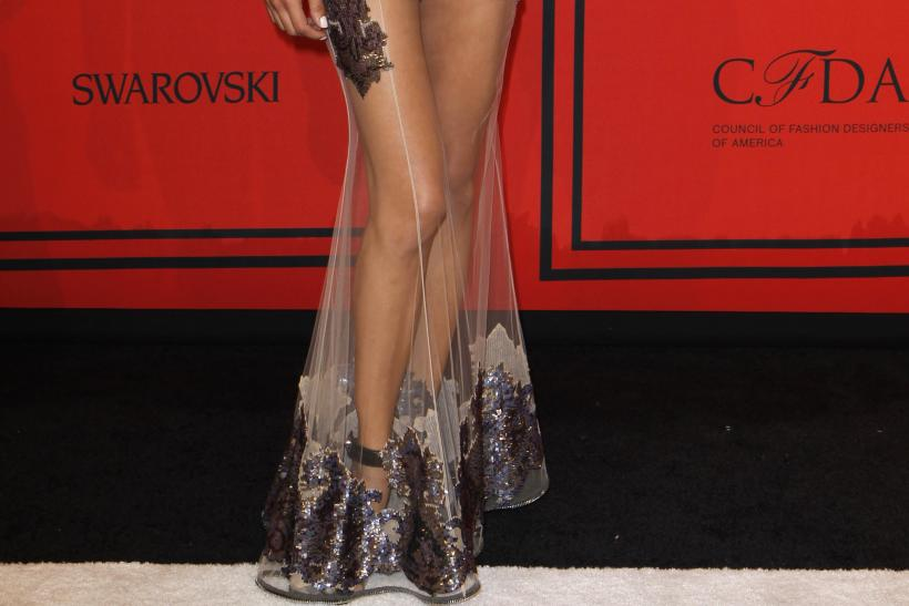 Adriana Lima in Givenchy