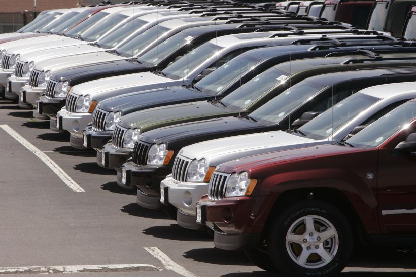 Jeep Wrangler Recall 2013: Chrysler Recalls 630,000 Jeep