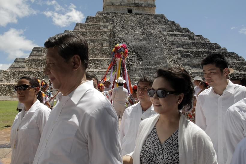 Xi Jinping in Mexico