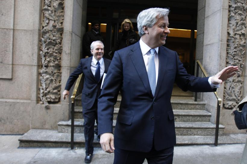 Why Is The Government Getting Off Scot Free From JPMorgan's ...