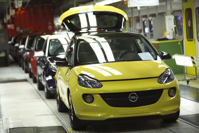 Opel Adam Car