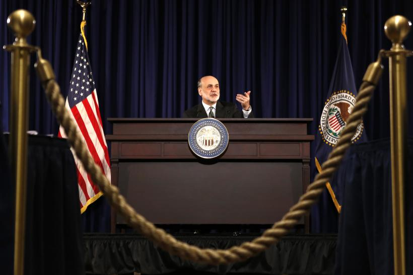 bernanke press conference