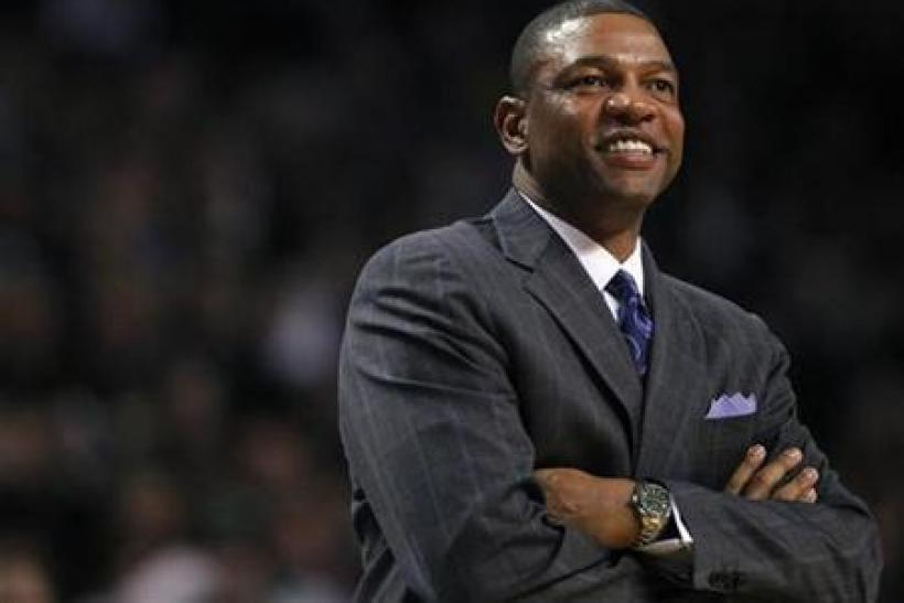 Doc Rivers Boston Celtics