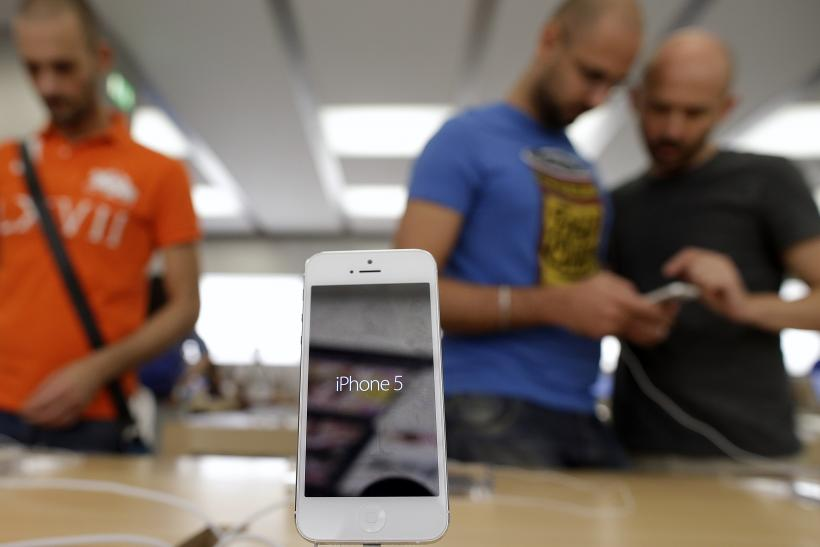 Apple Remains No.1 Smartphone Maker