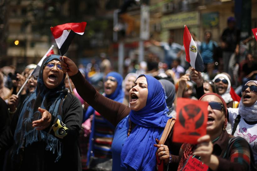 Egypt 1July2013 women