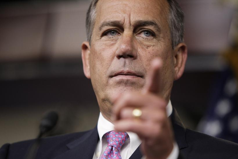 Boehner Pointing June 2013