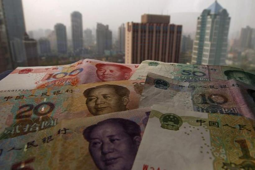 China Skyscapers Yuan 2