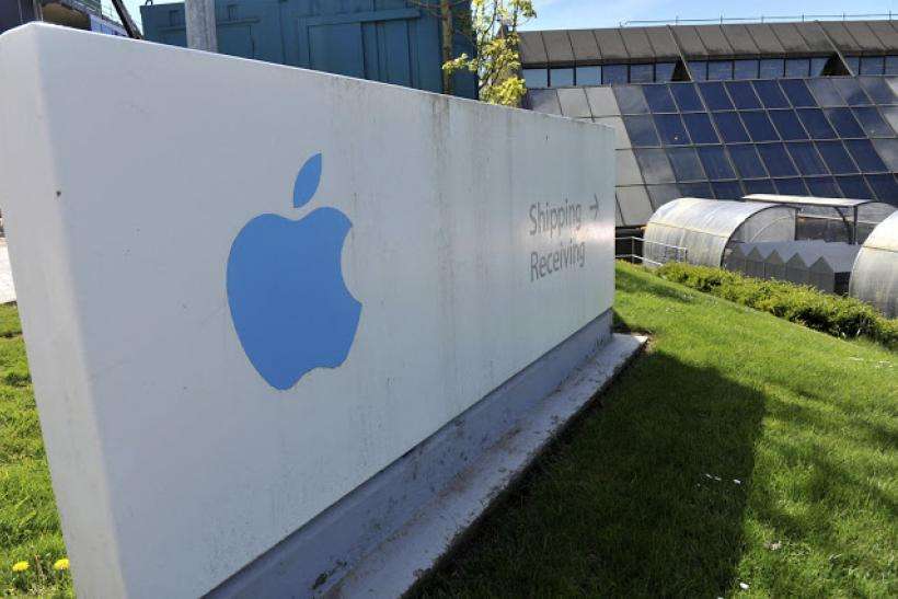 Bomb scare at Apple's European HQ