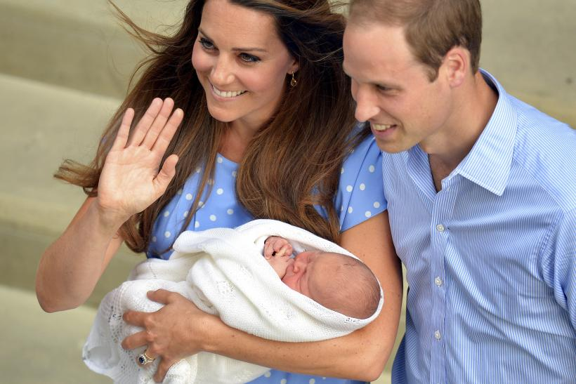 Royal Baby Name Revealed