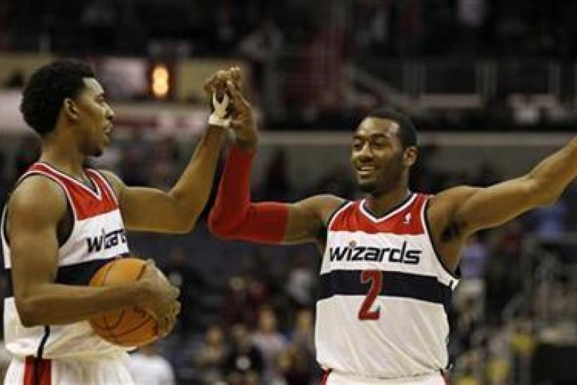 John Wall Washington Wizards