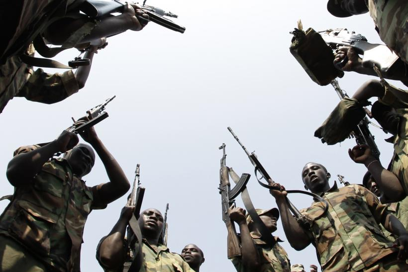 M23 Rebel Group in Congo