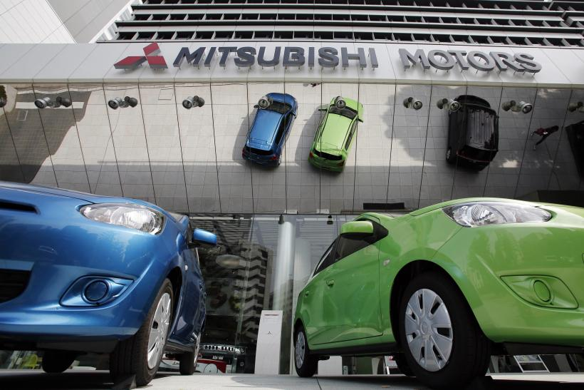 Mitsubishi Motors Corp. Vehicles