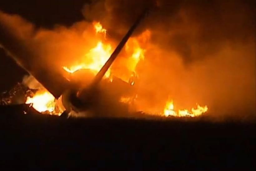 Alabama UPS Cargo Plane Crash